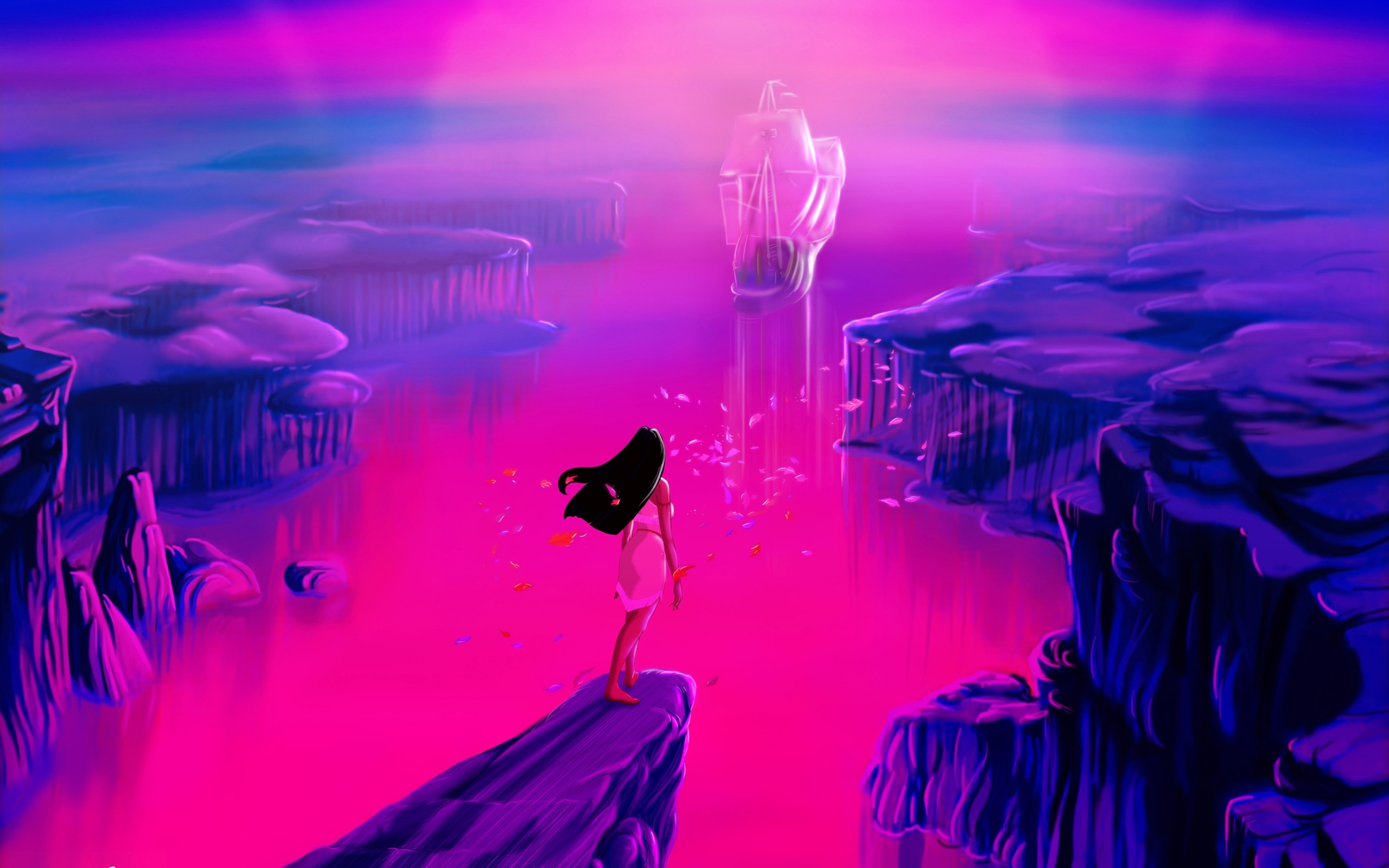 HD Wallpaper | Background ID:392231. 2560x1600 Movie Pocahontas