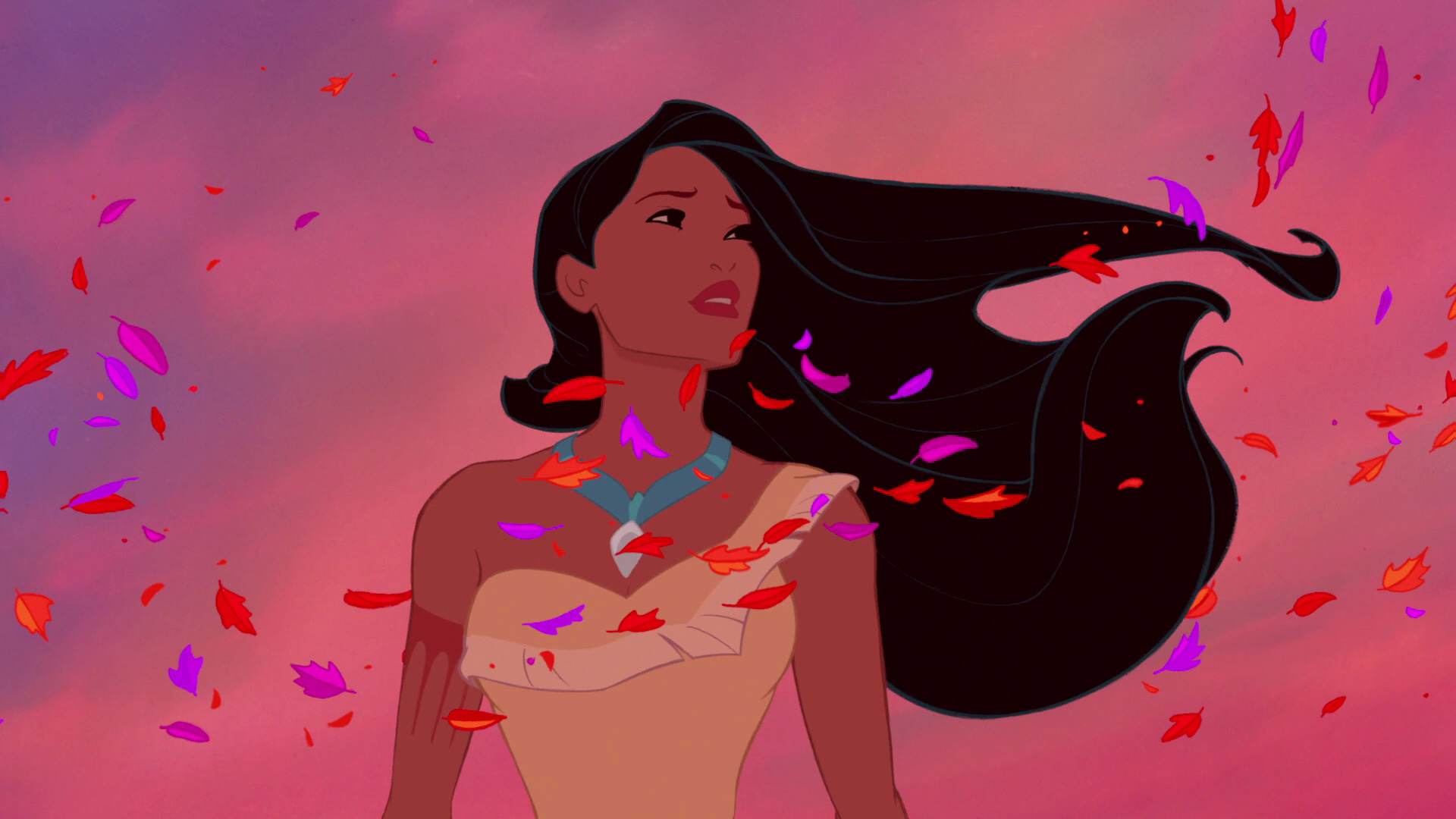 Pocahontas Desktop Wallpaper