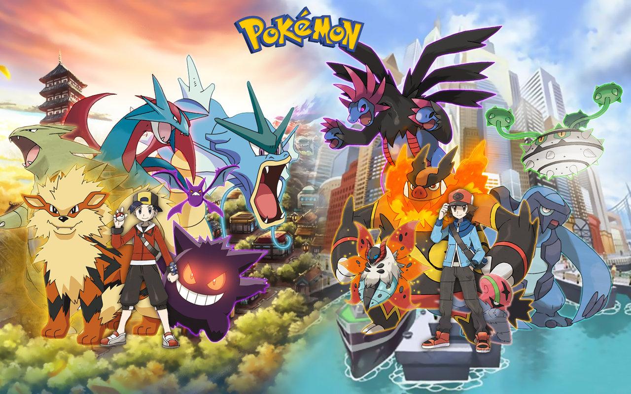 Pokemon Backgrounds
