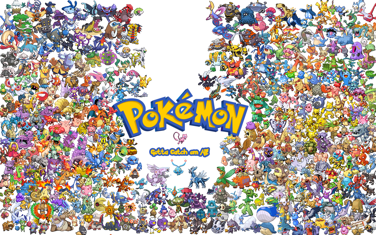 Pokemon Backgrounds