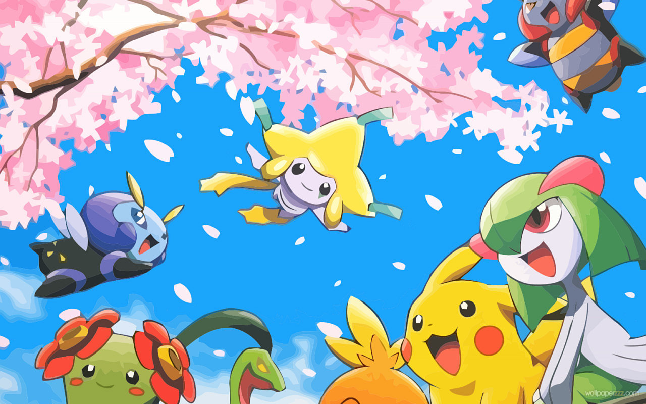 pokemon backgrounds 3 Cool Backgrounds