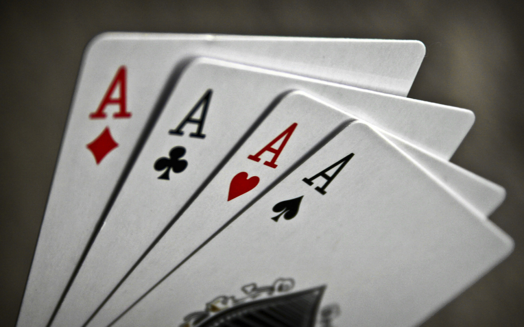 Poker four aces