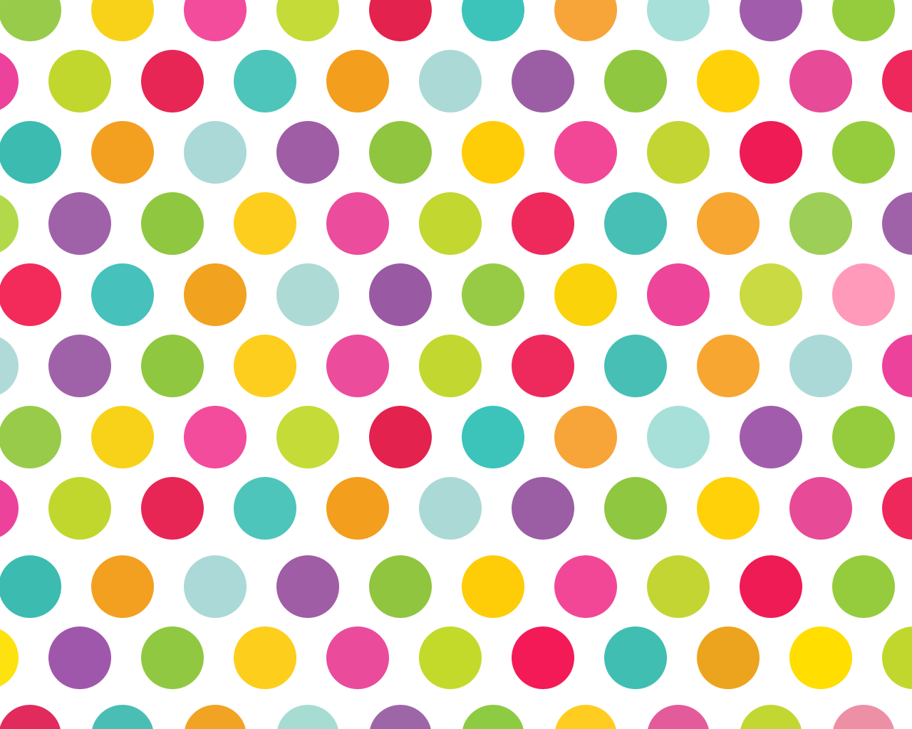 polka-dot-wallpapers-colorful