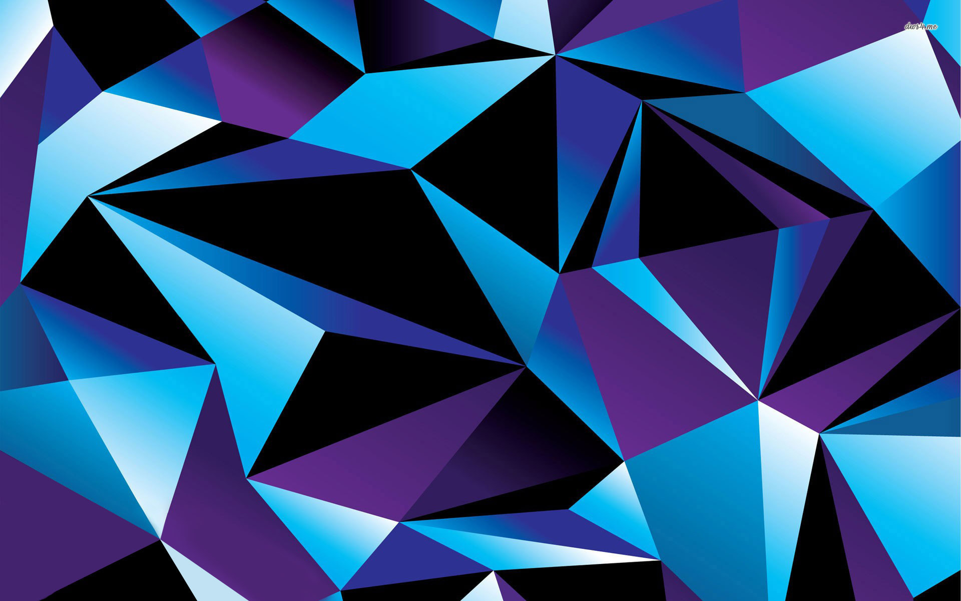 ... Purple polygon pattern wallpaper 1920x1200 ...
