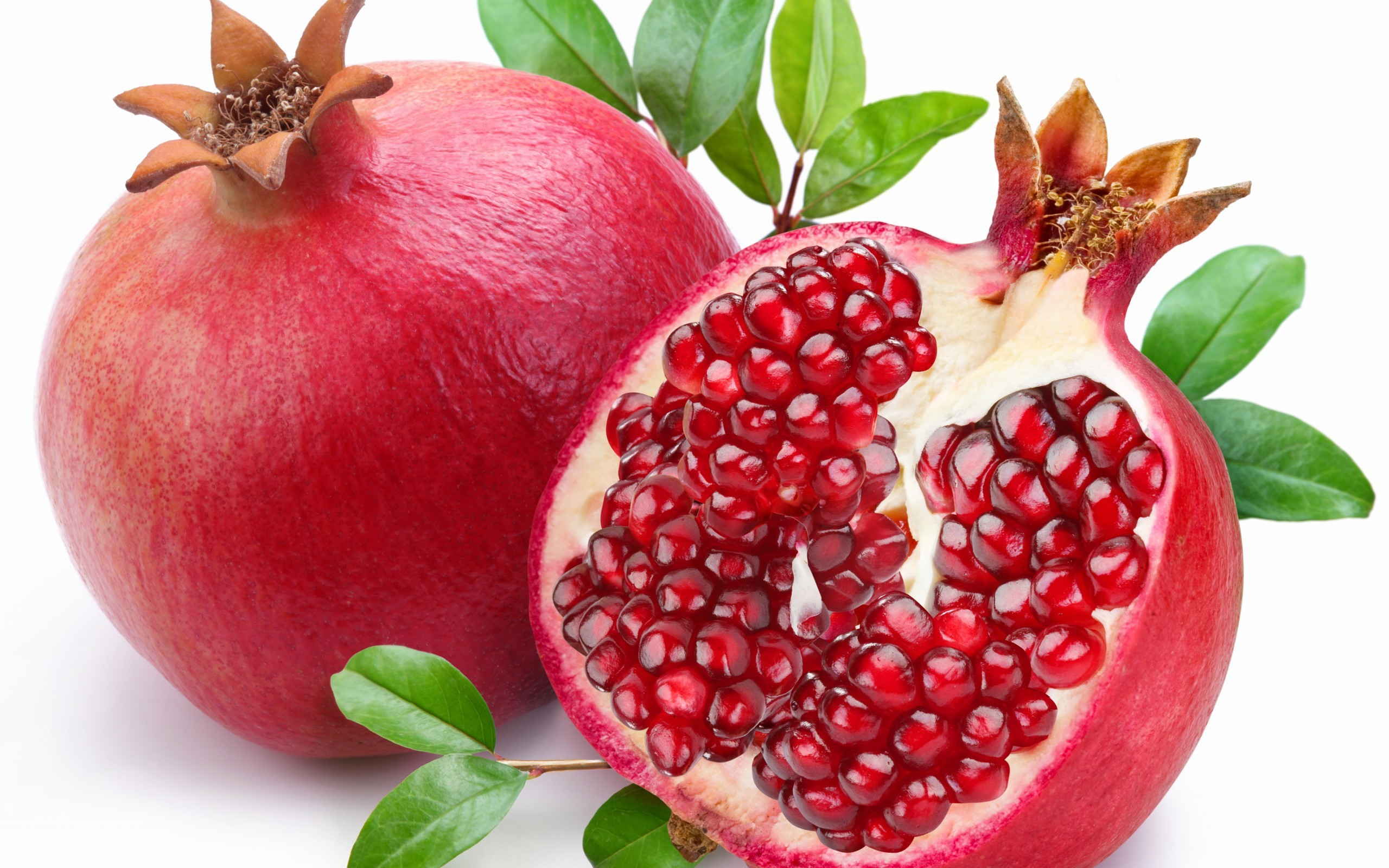 original wallpaper download: Pomegranate fruit - 2560x1600