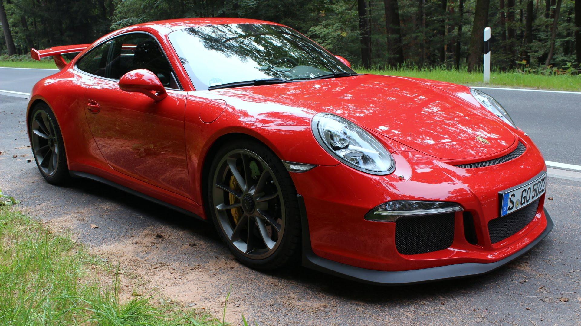 2014 / 2015 Porsche 911 GT3 (991) ' Test Drive & Review - TheGetawayer