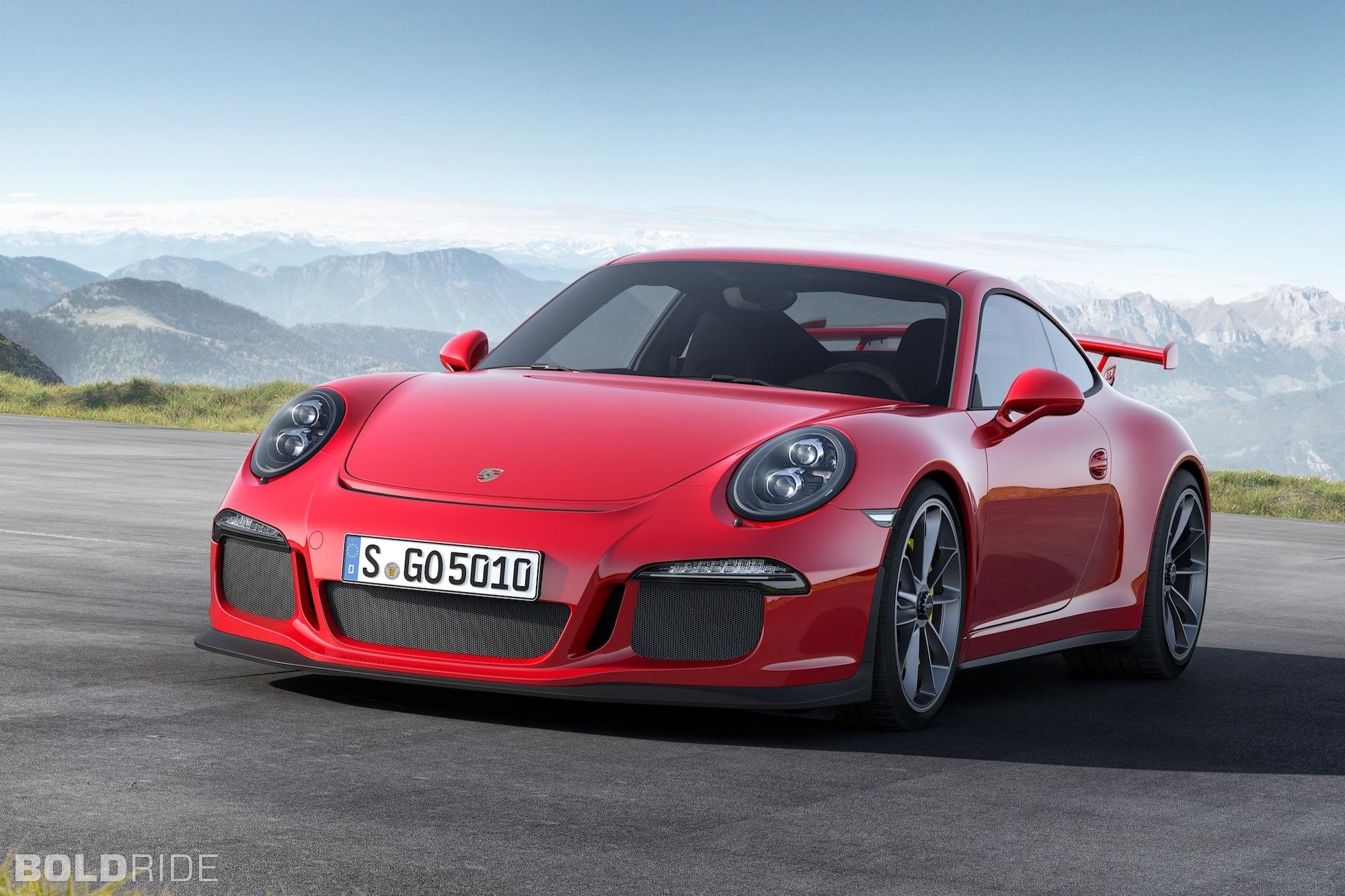 2014 Porsche 911 GT3 1600 x 1200