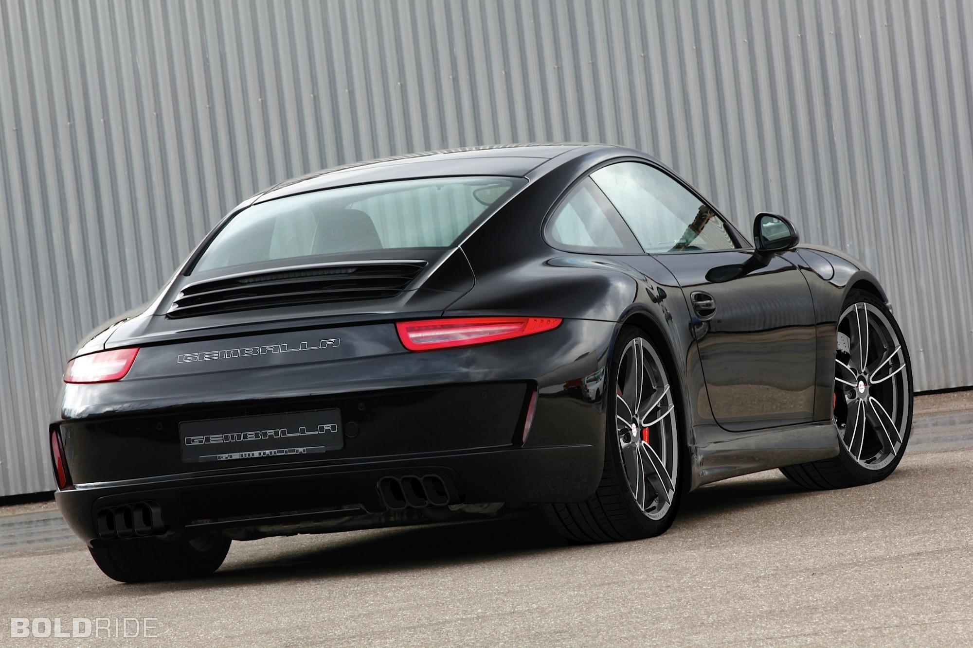2012 Gemballa Porsche 911 1024 x 770
