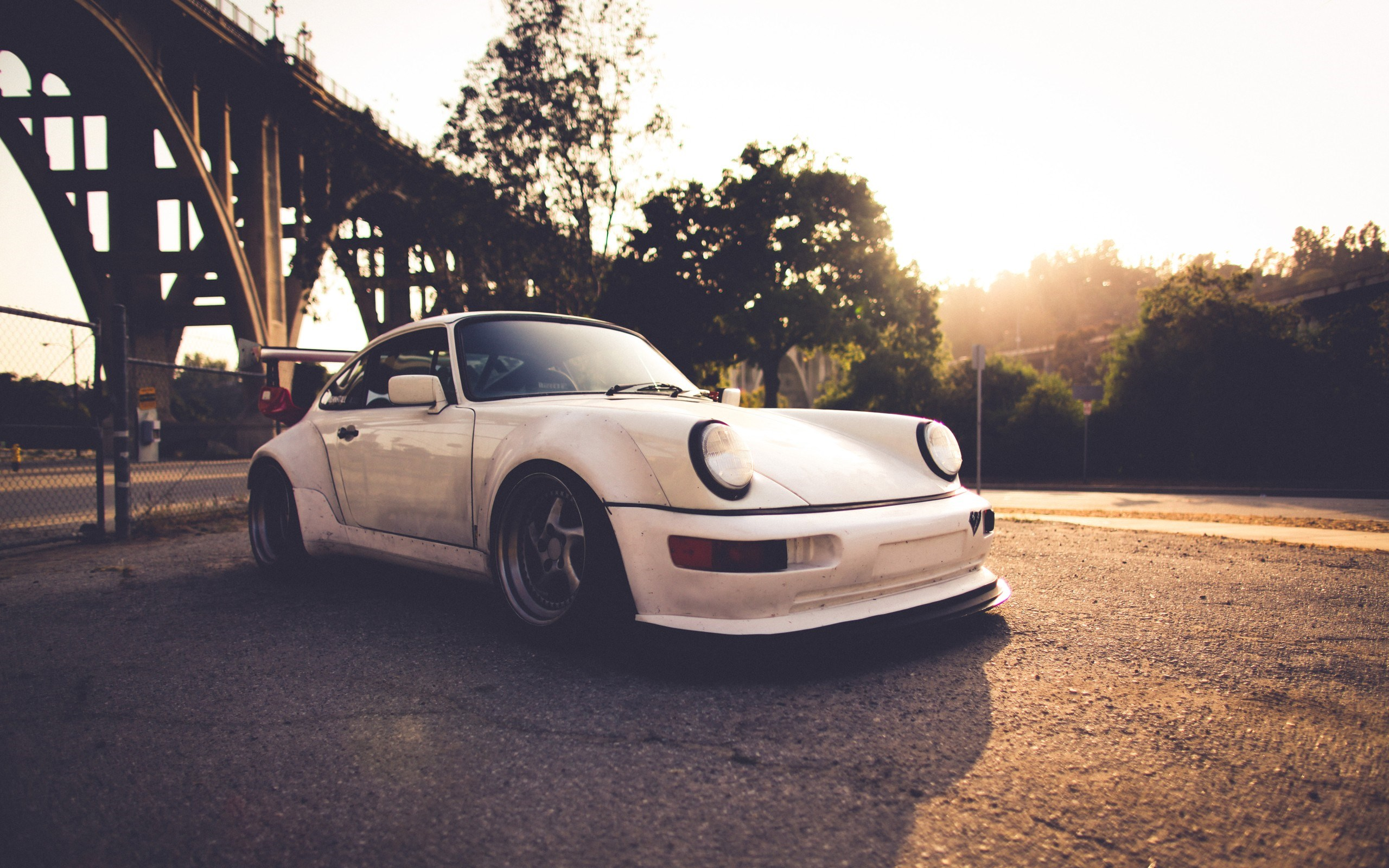 Porsche 911 Bridge
