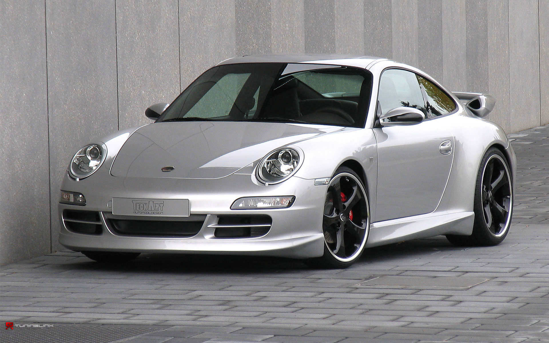 Porsche 911 Carrera Tuning Car