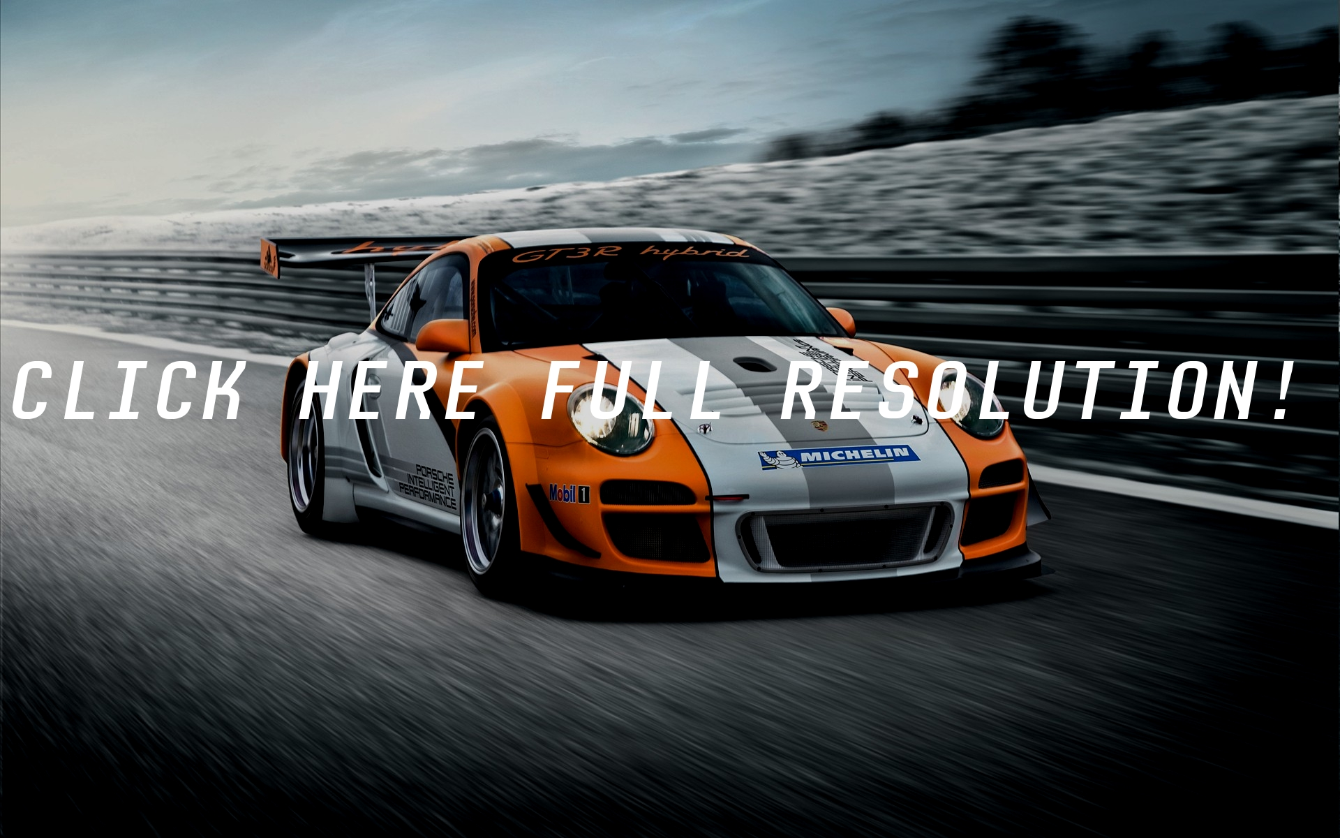 Hybrid Porsche 911 GT3 R Hd ...