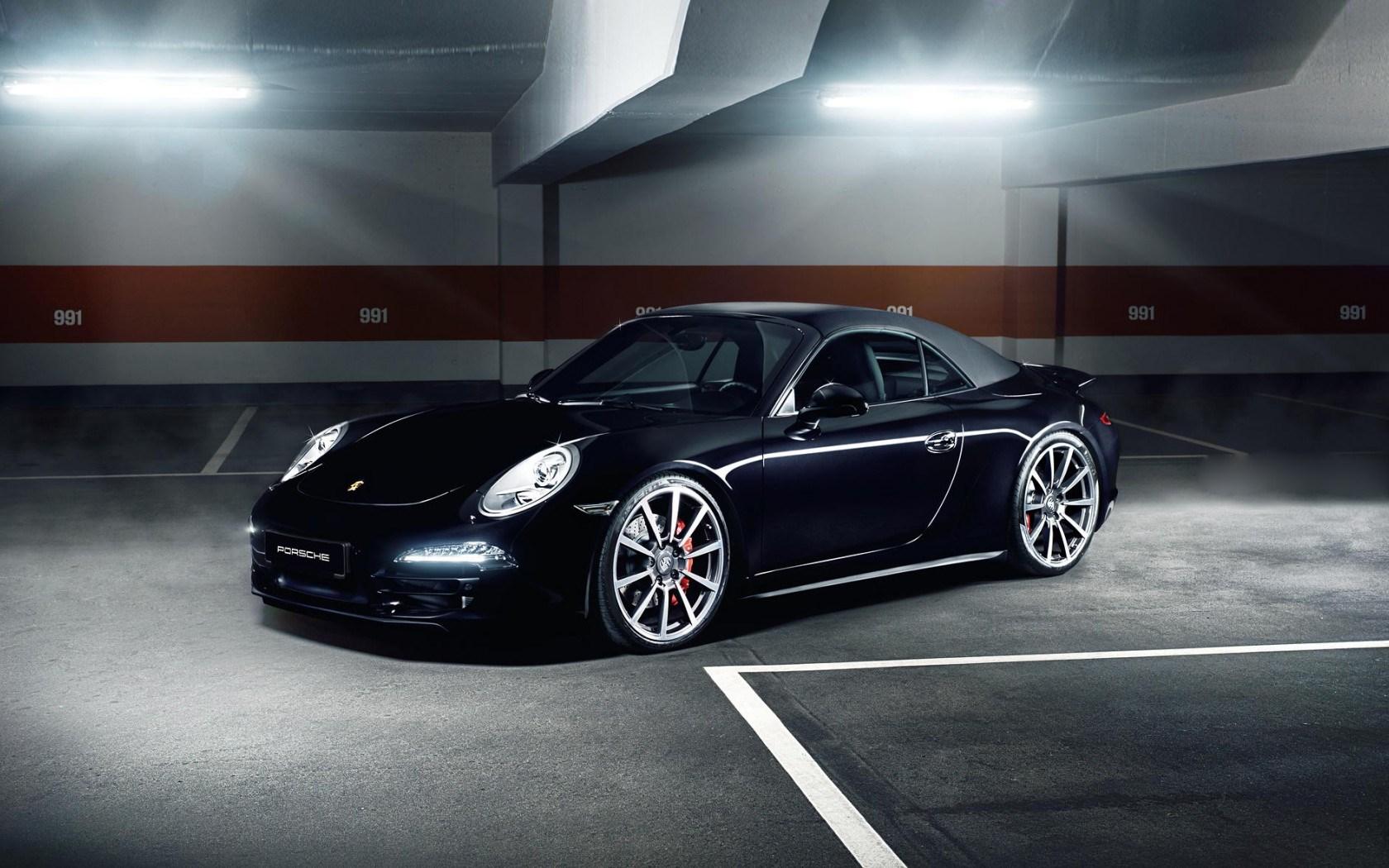 Porsche 991 Carrera Car Wheels Tuning