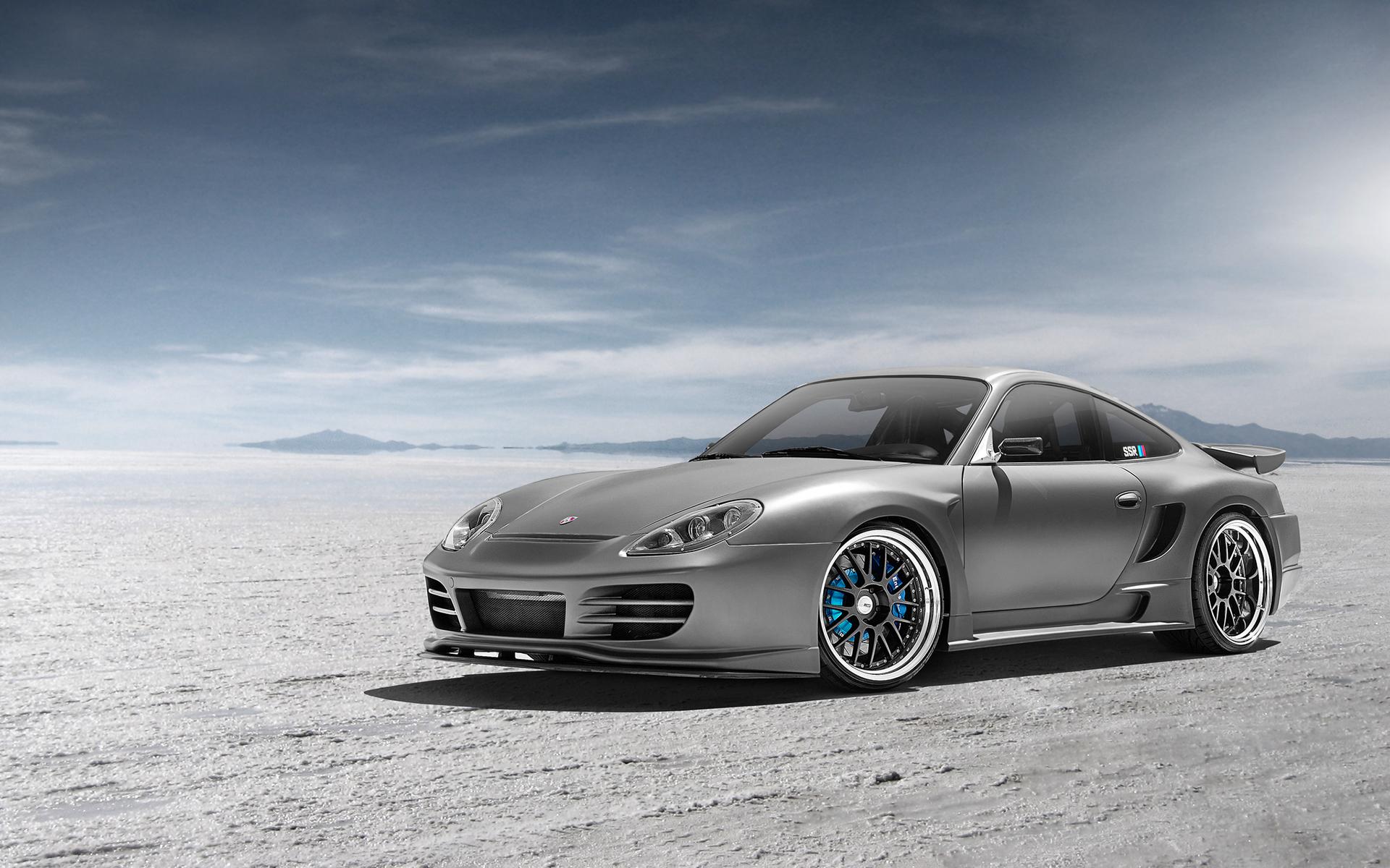 Porsche 996 ssr wheels