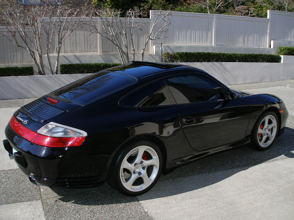 Porsche Carrera 996 4S