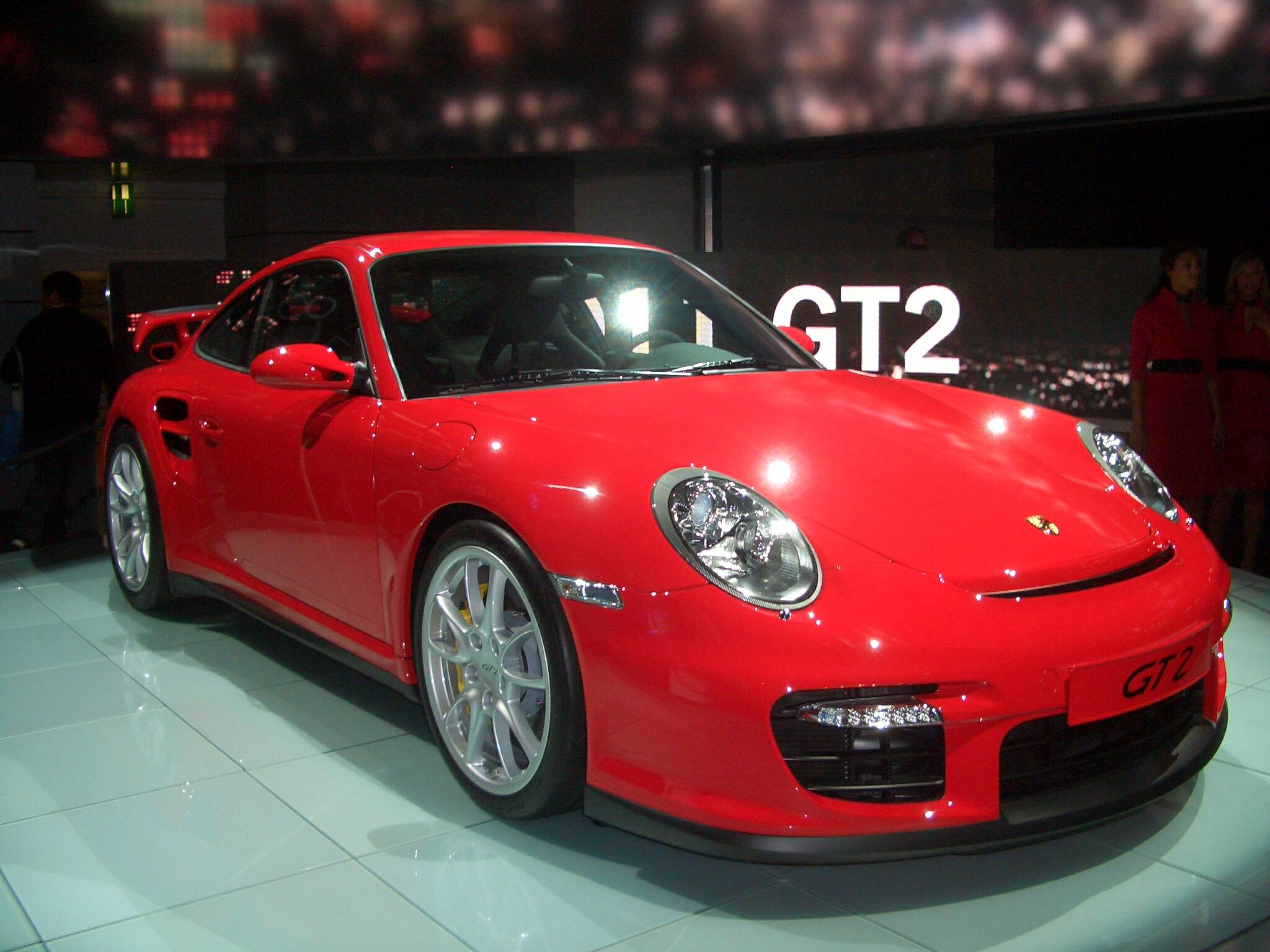 Porsche GT2 Pictures