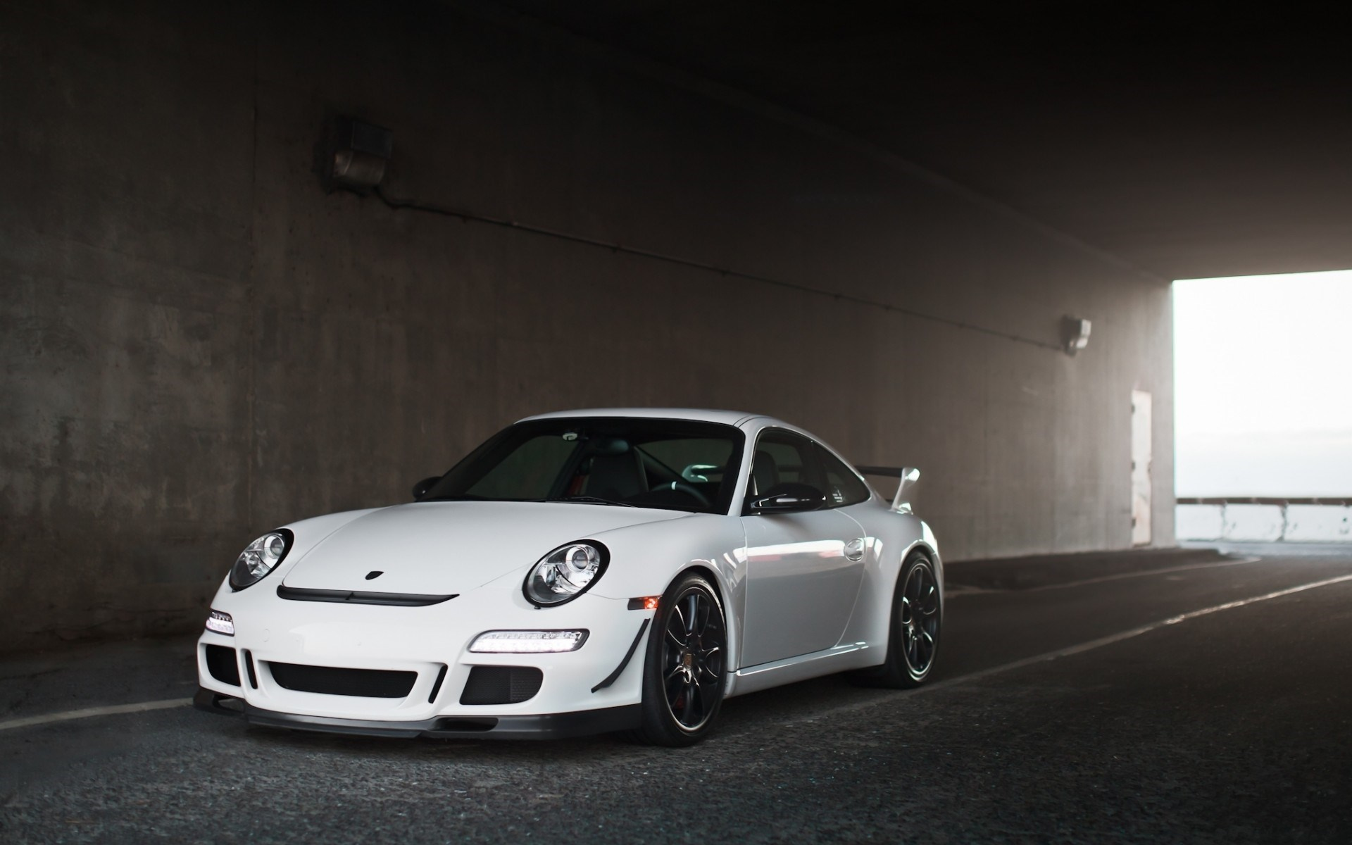 Porsche GT3 Tunnel