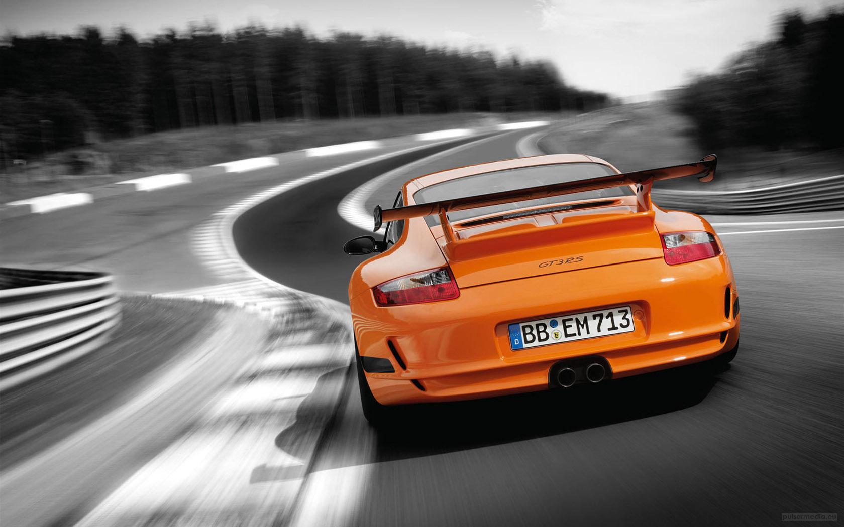 2015 Porsche GT3 RS Test Drive
