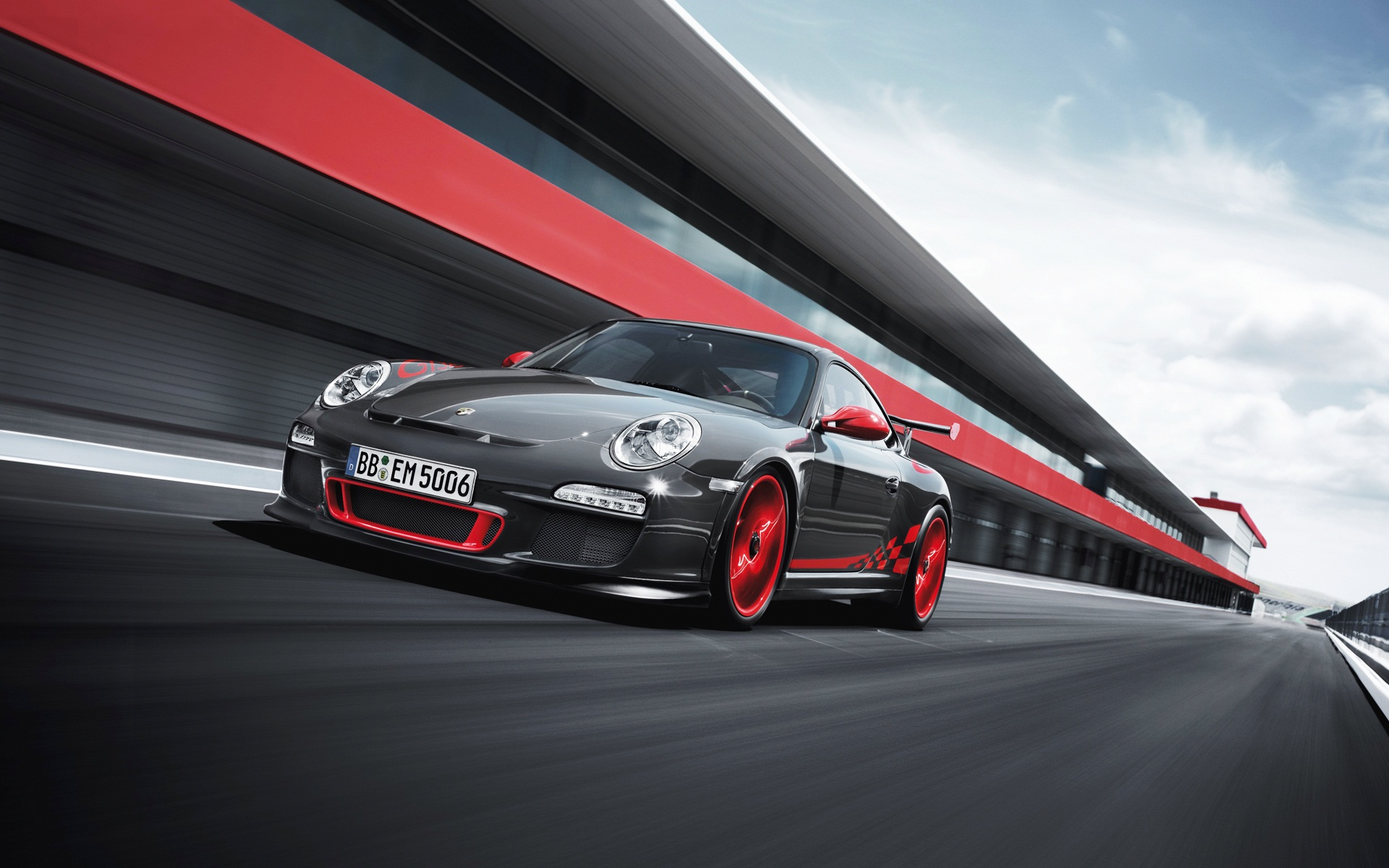 Porsche GT3 Wallpaper HD