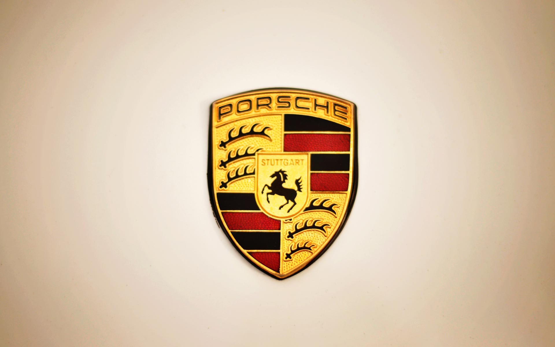 Porsche Logo HD