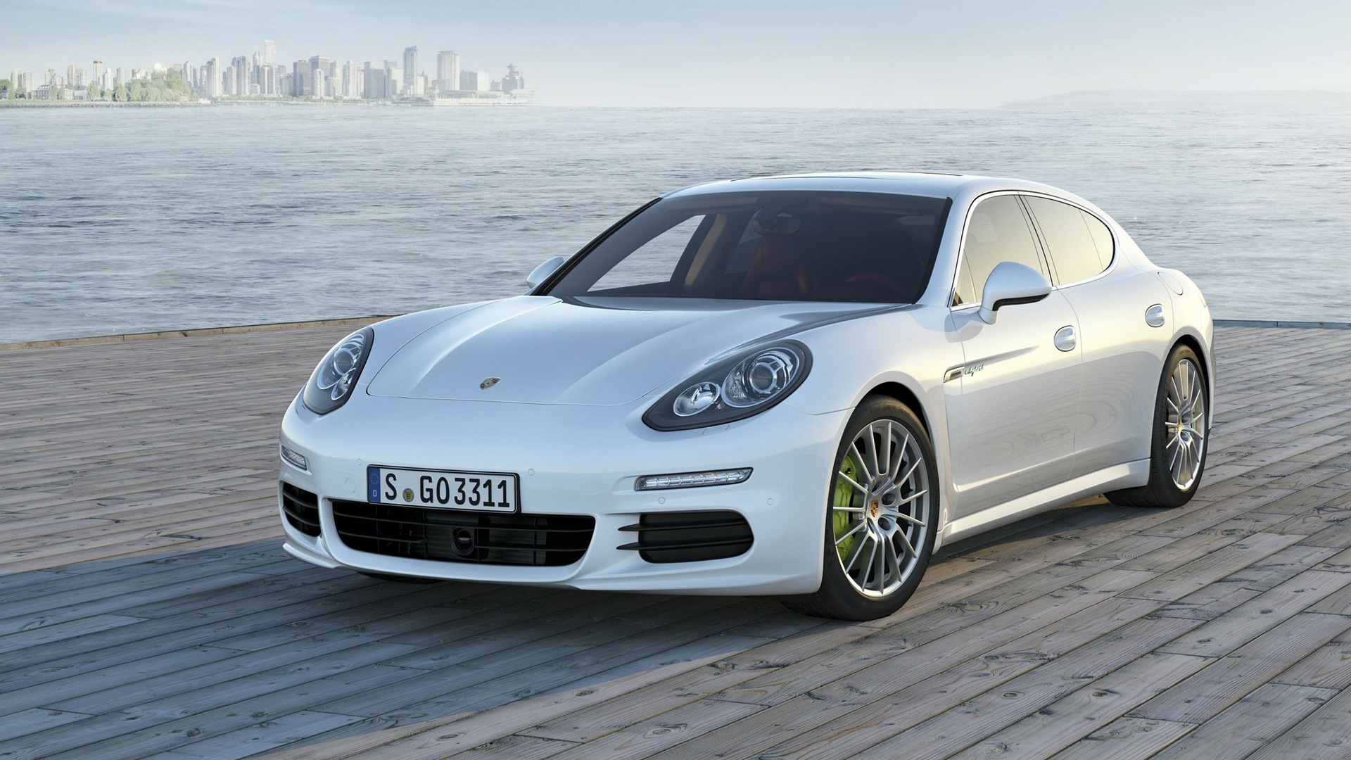 5.00/5. (5 votes). Wallpaper: 2014 Porsche Panamera