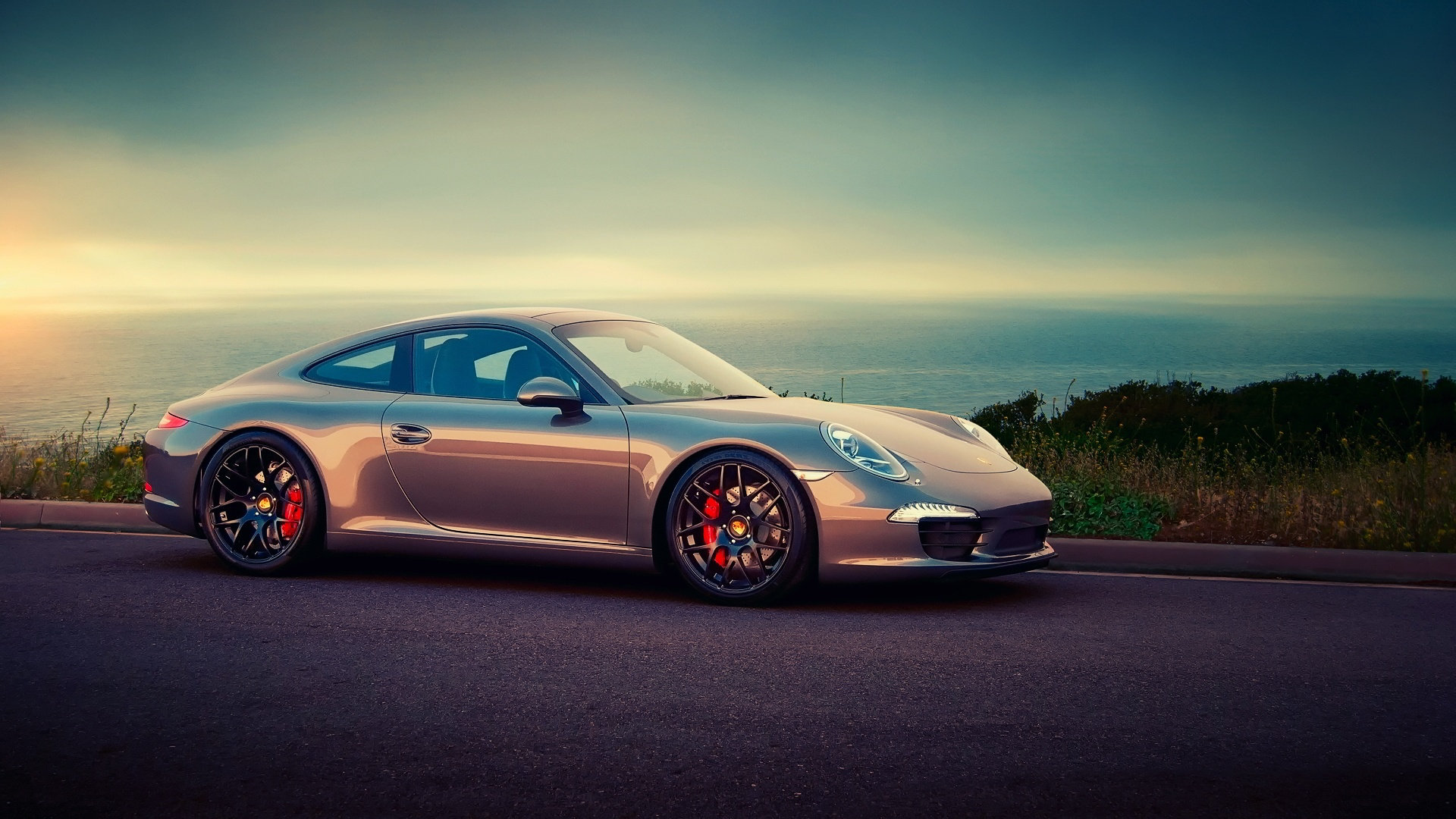 Awesome Porsche Wallpaper