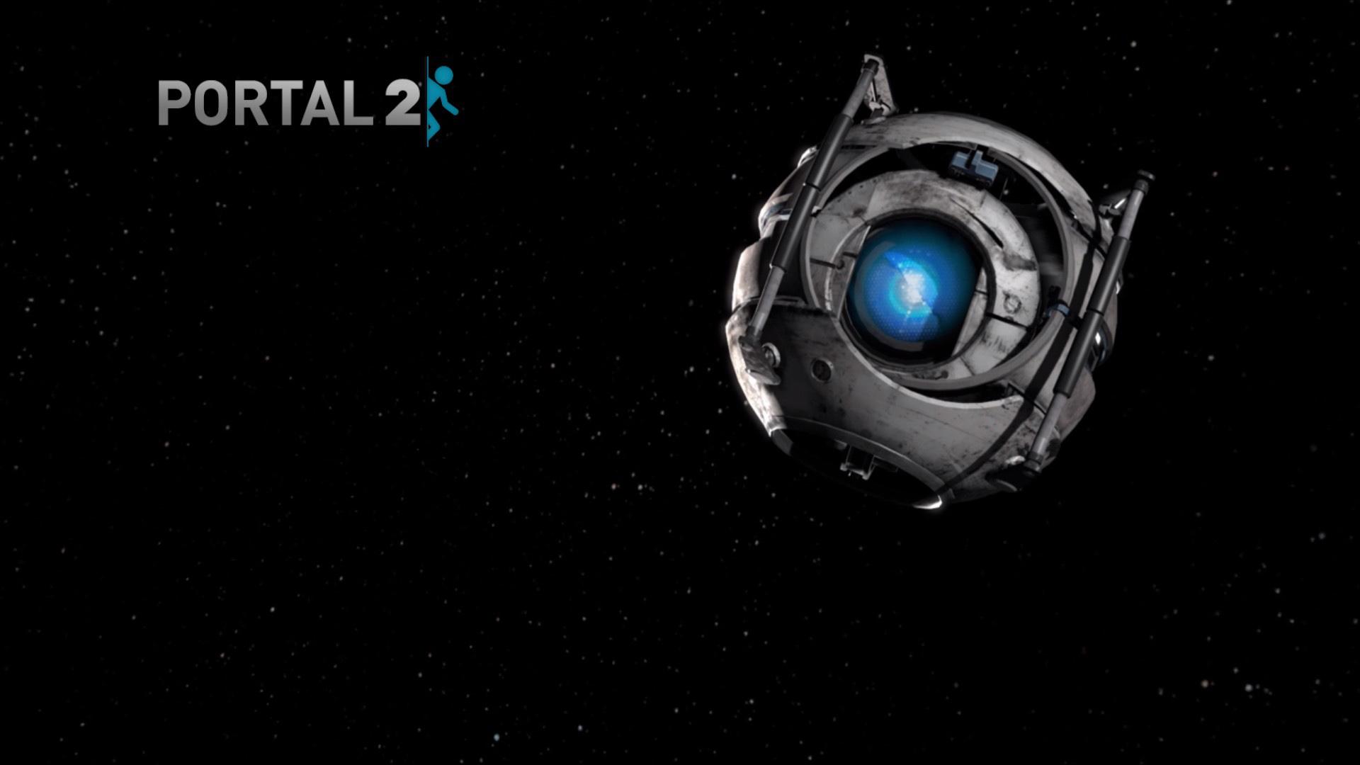 Portal 2 Wallpaper HD