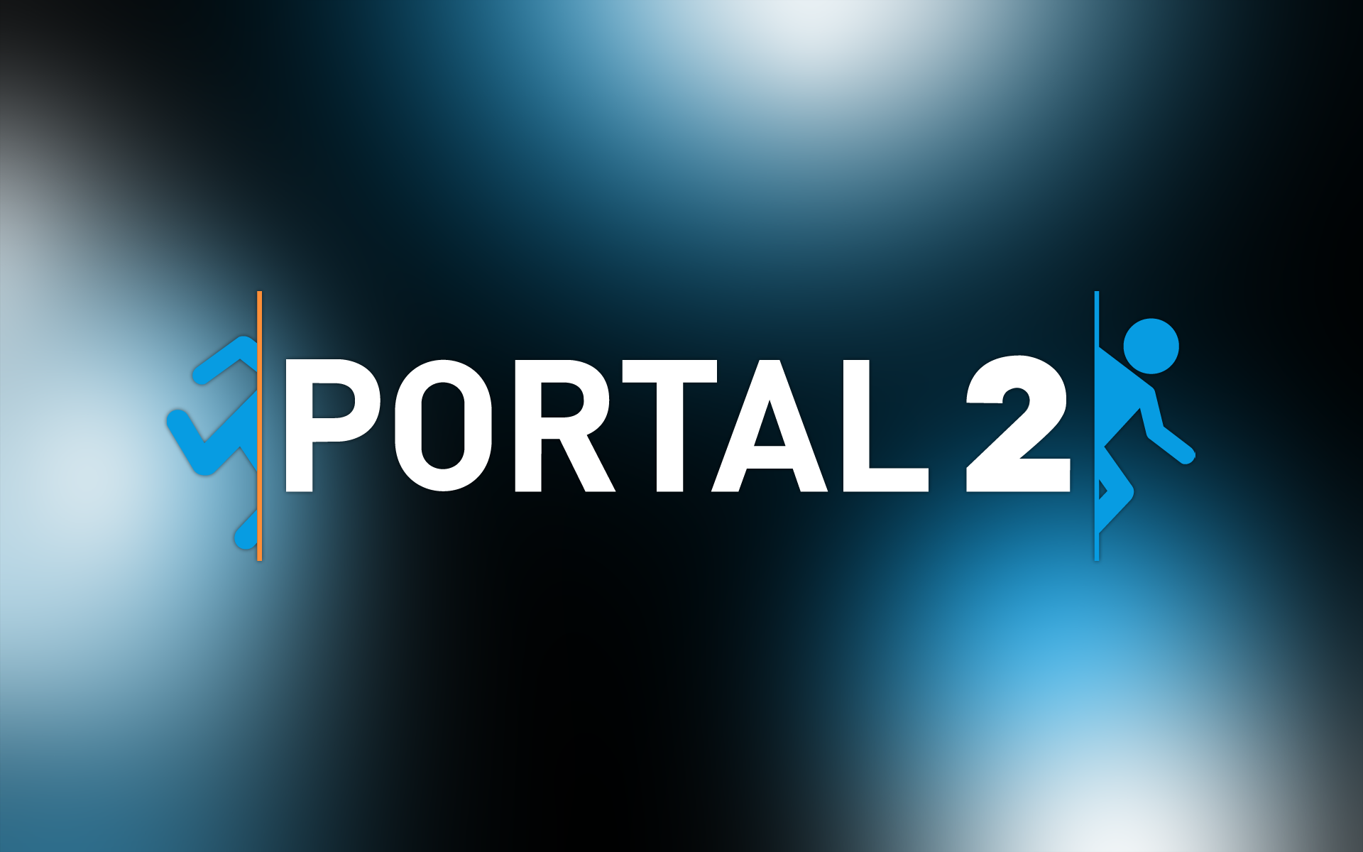... Portal 2 Background ...