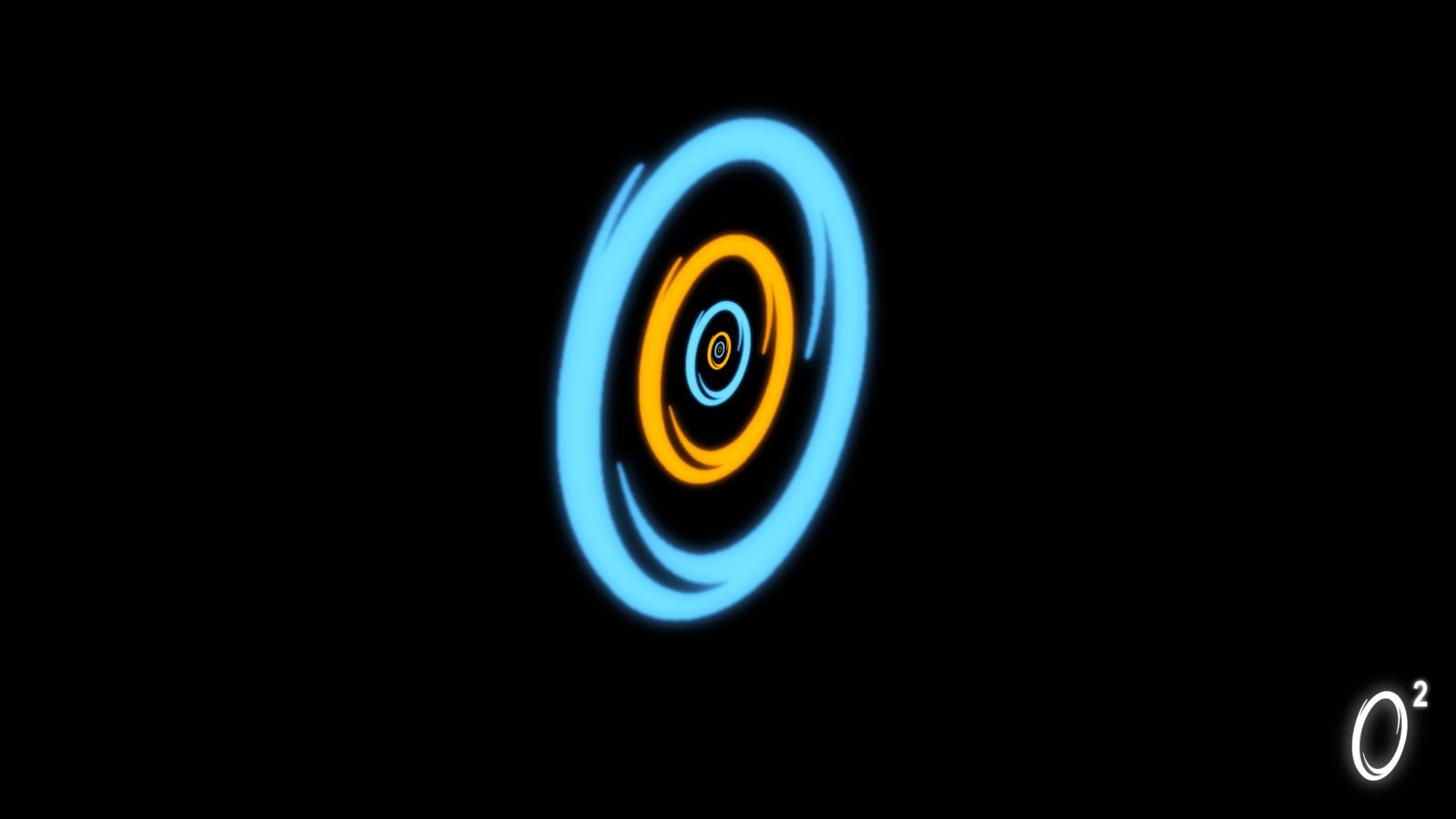 Portal 2 Minimalist Infinite by Zmann966