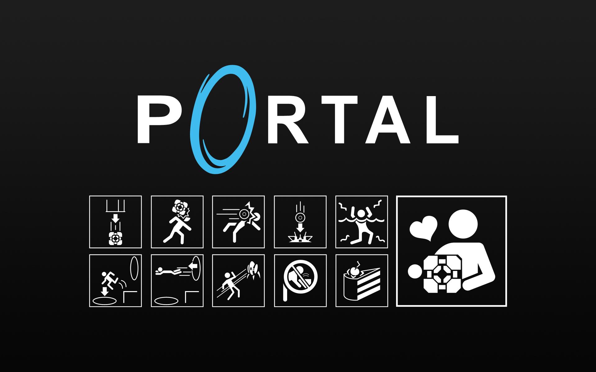 Portal Wallpaper 47