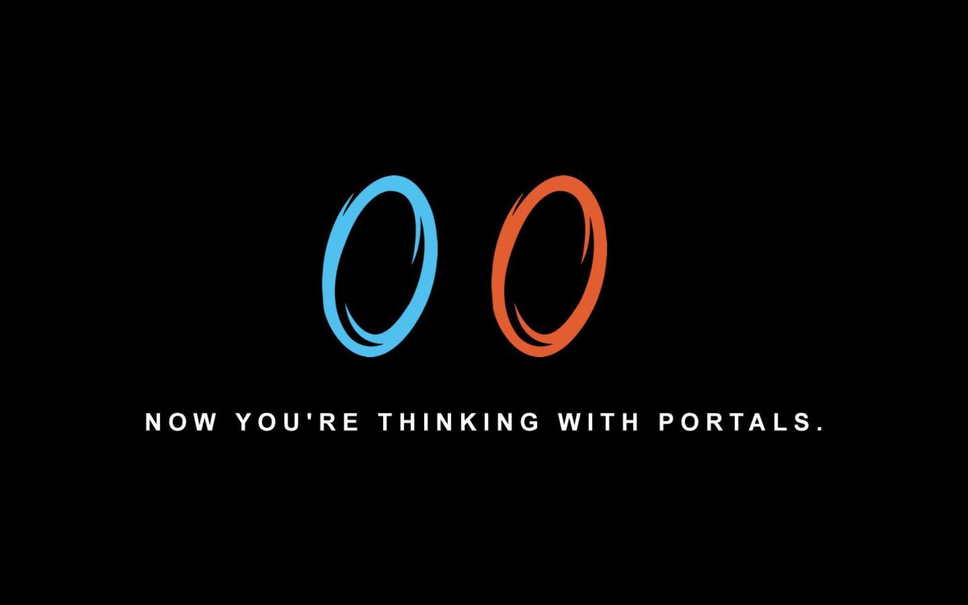 Portal Wallpaper