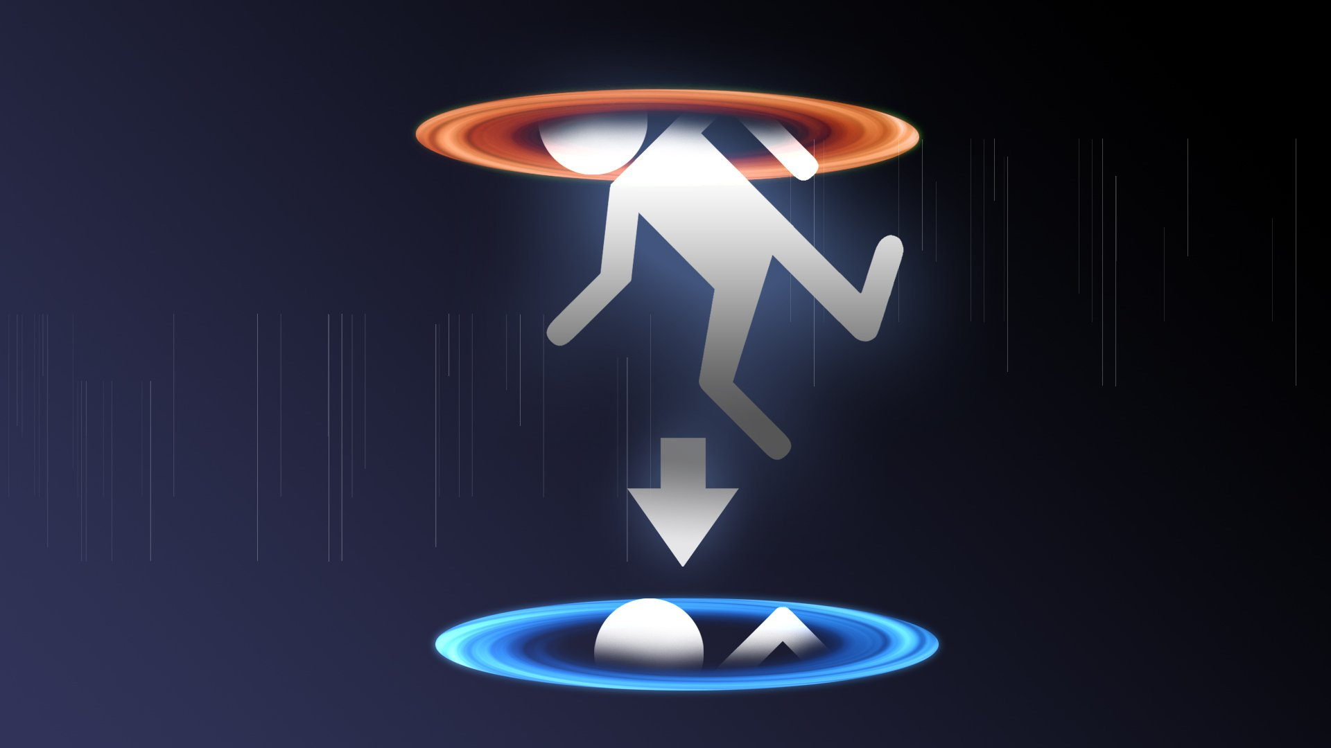 ... Portal Wallpaper; Portal Wallpaper HD