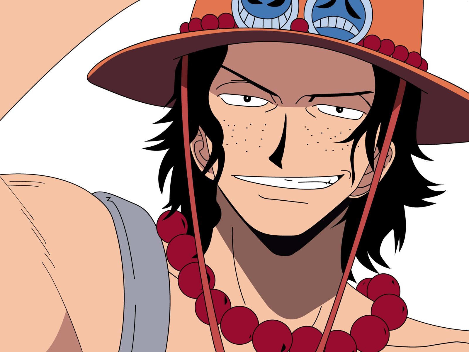 Tags: Anime, ONE PIECE, Portgas D. Ace, Freckles, Whitebeard Pirates