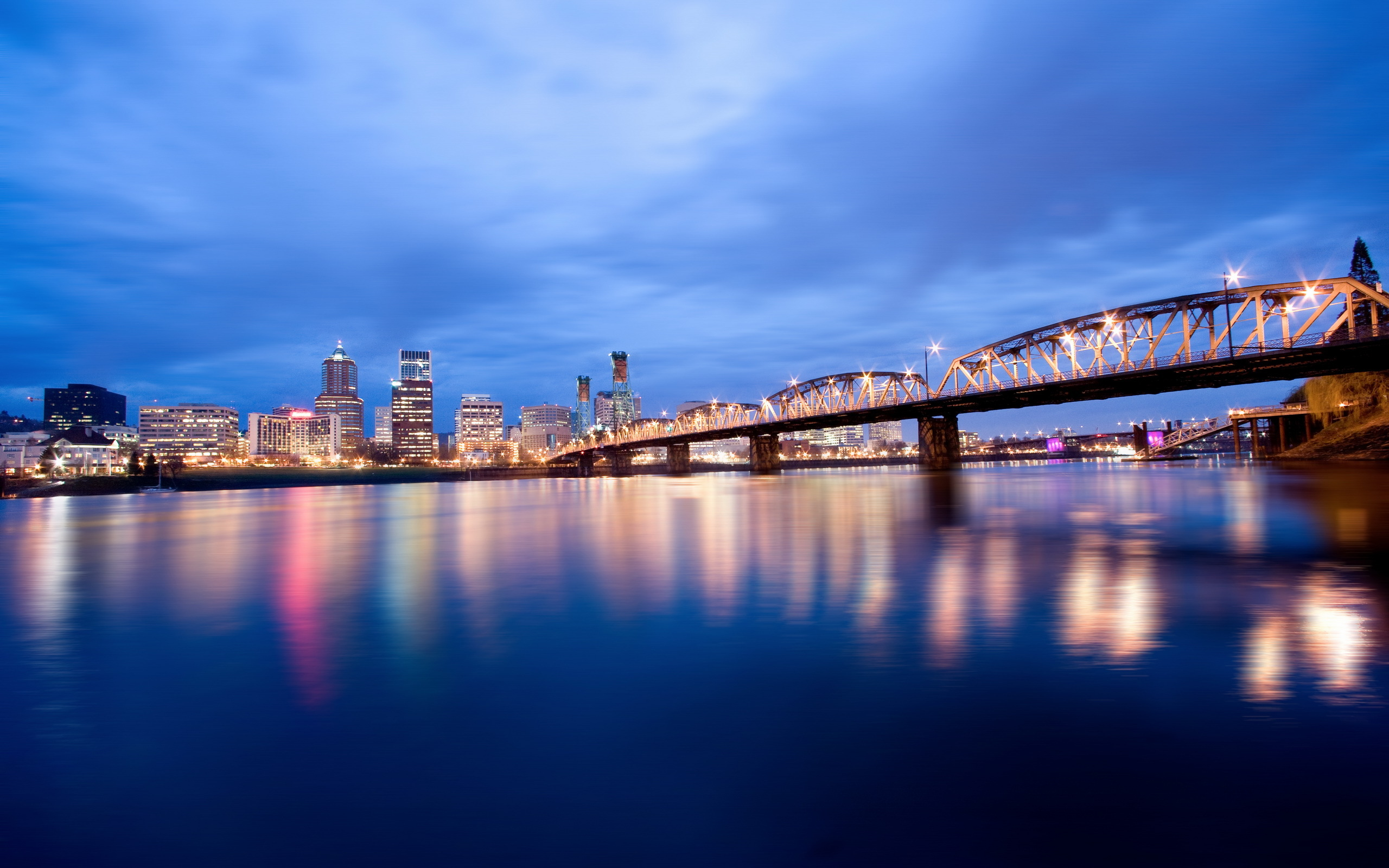 Stunning Portland Wallpaper