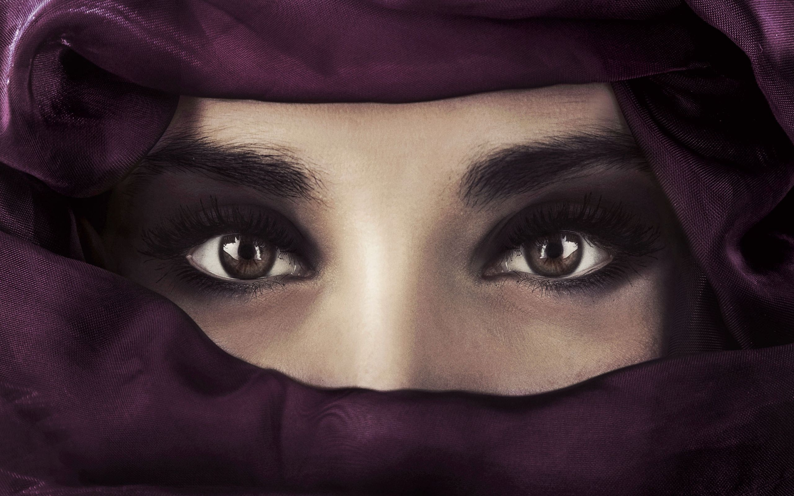 Portrait Arabian Girl