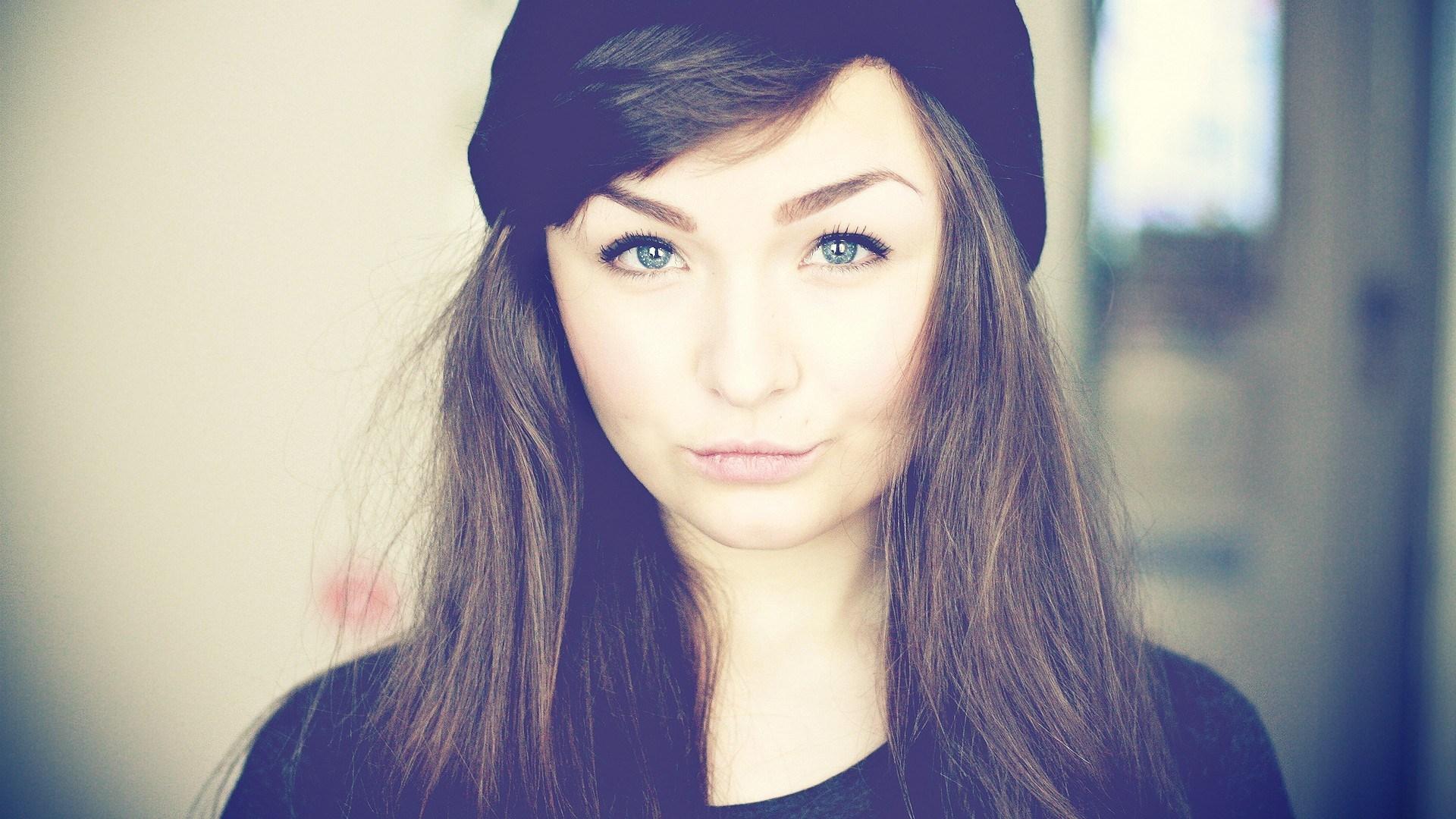 Portrait Girl Beauty Face