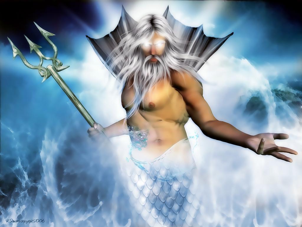 [IntMelee] Poseidon [Support/Initiator]