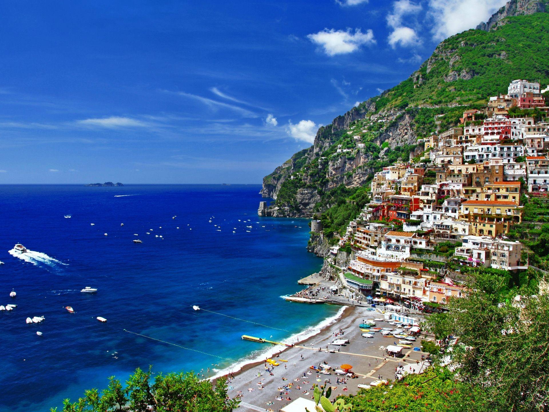Positano Italy Wallpaper 1920x1440 21817
