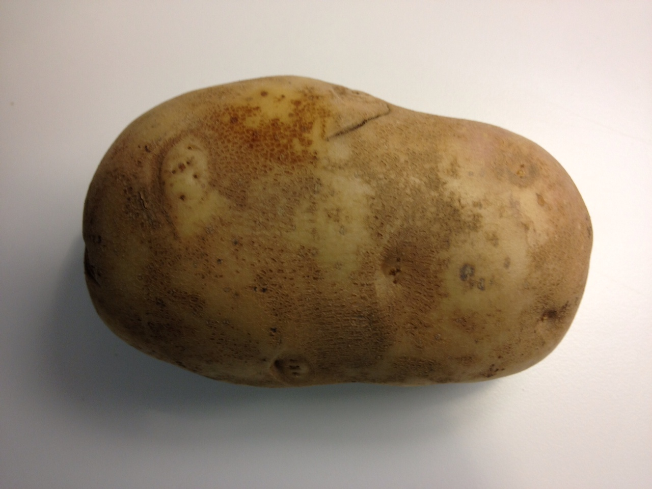 Behold the evil potato.