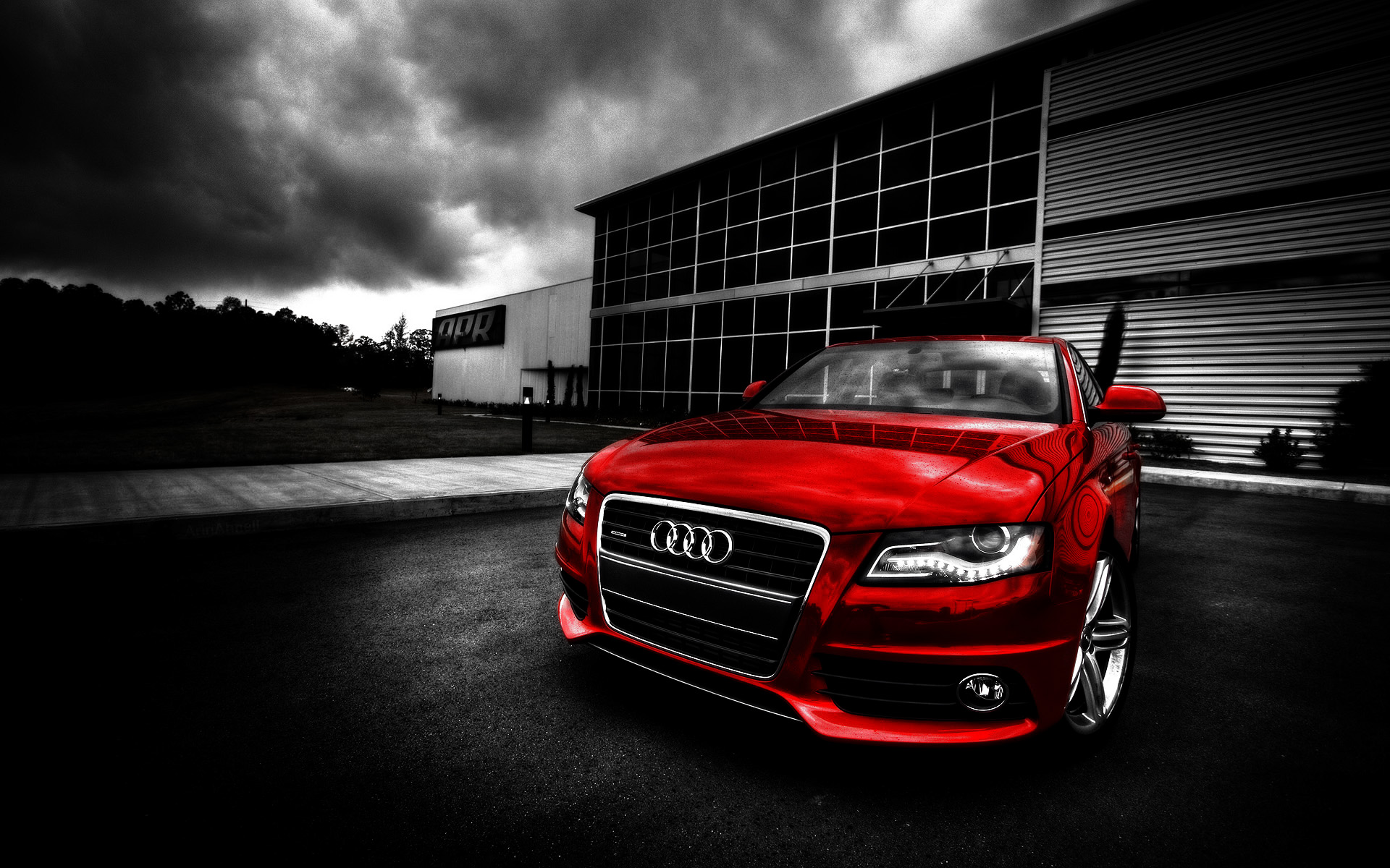 Pretty Audi Wallpaper