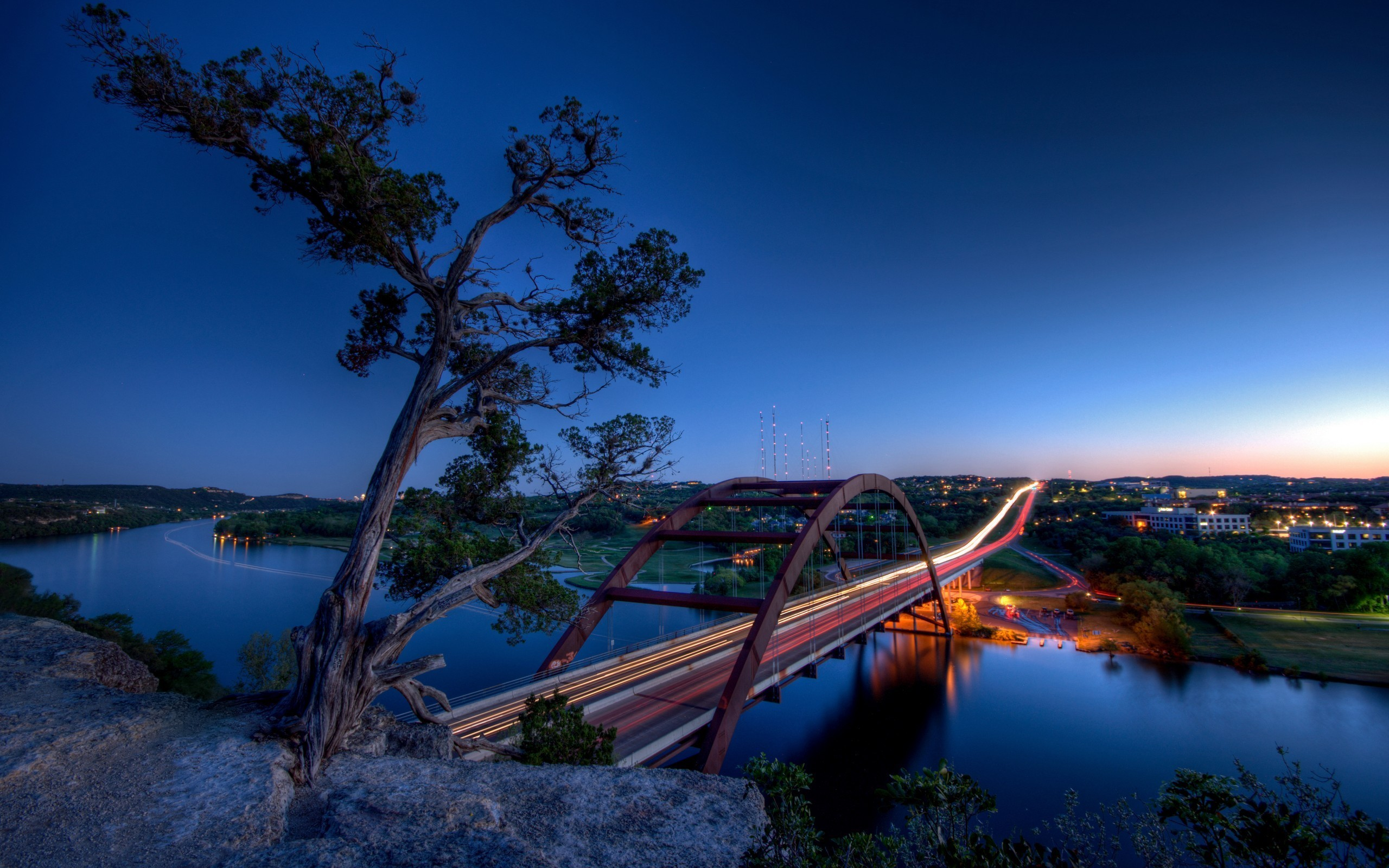 Pretty Bridge Wallpaper