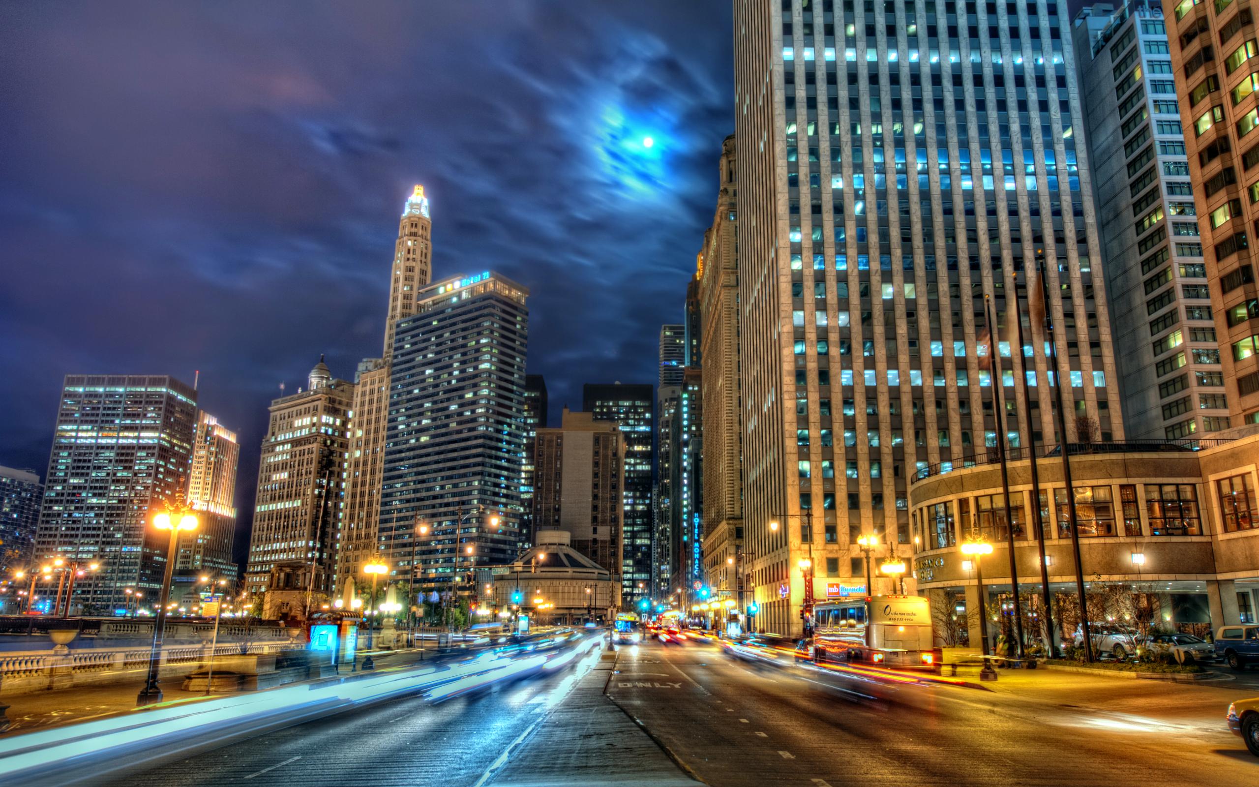 Pretty Chicago Wallpaper