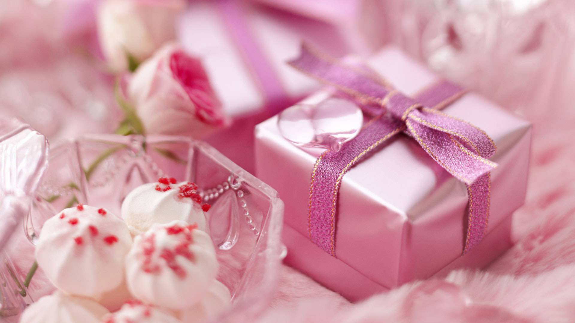 Pretty Gift Wallpaper 40093 1680x1050 px
