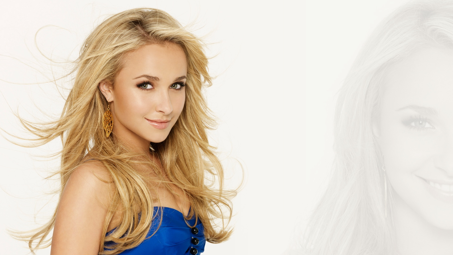 Pretty Hayden Panettiere