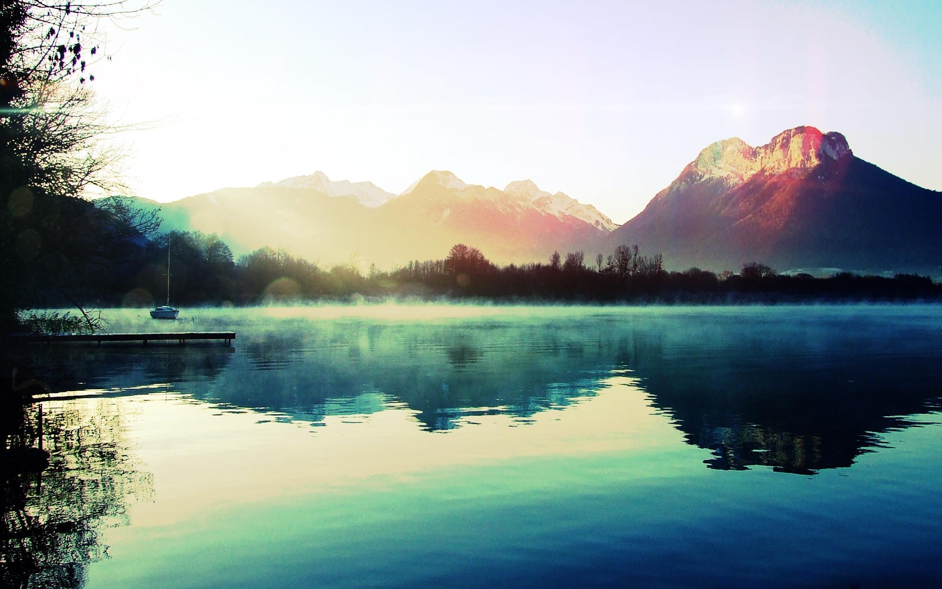 Pretty Landscape Wallpaper