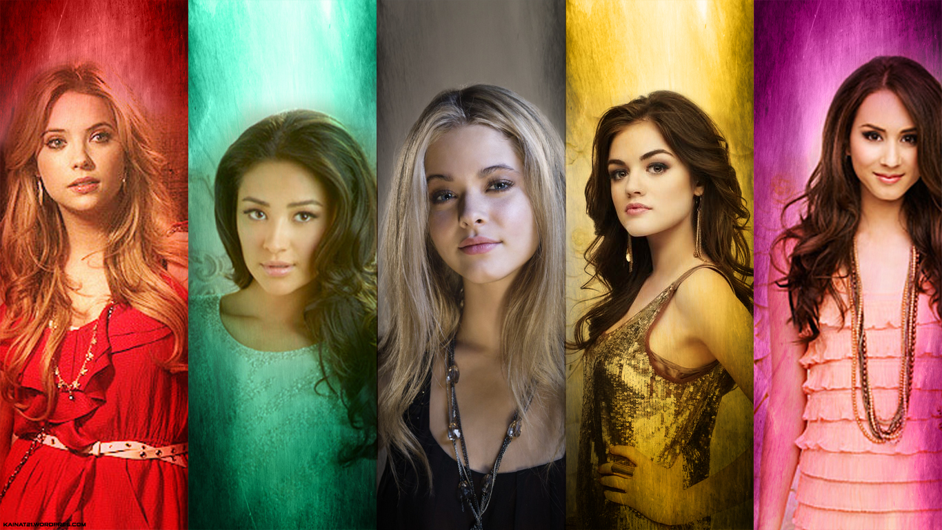 pretty little liars Pretty little liars homepage.