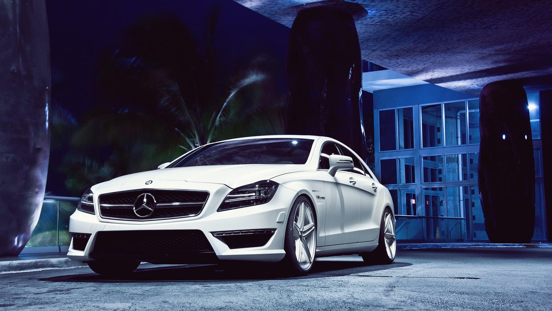 Mercedes CLS63 Wallpaper