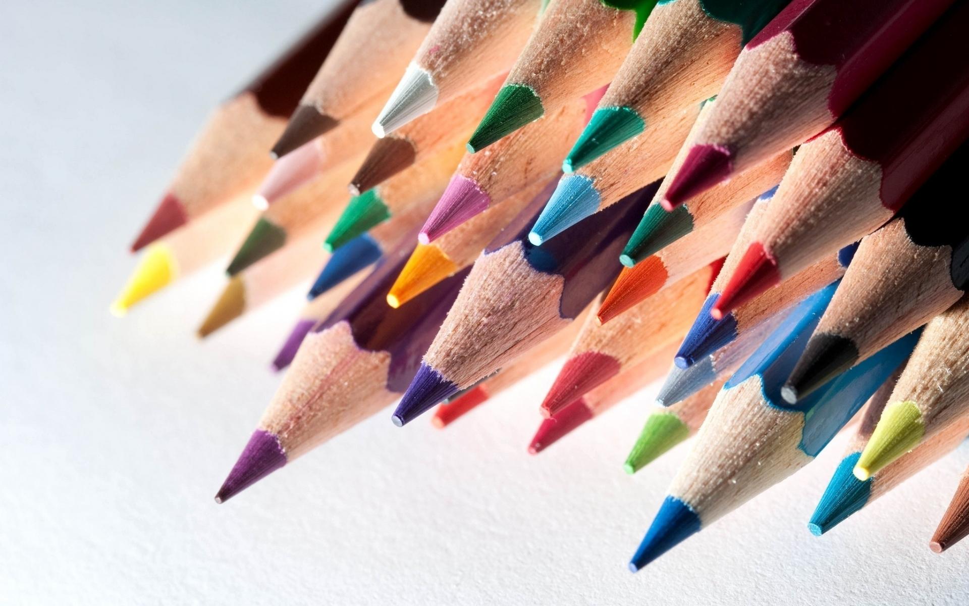Pretty Pencil Wallpaper