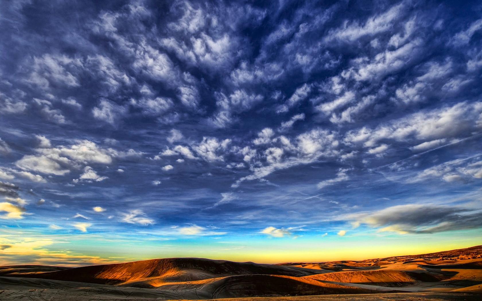 Beautiful Landscape Sky Wallpaper Photography