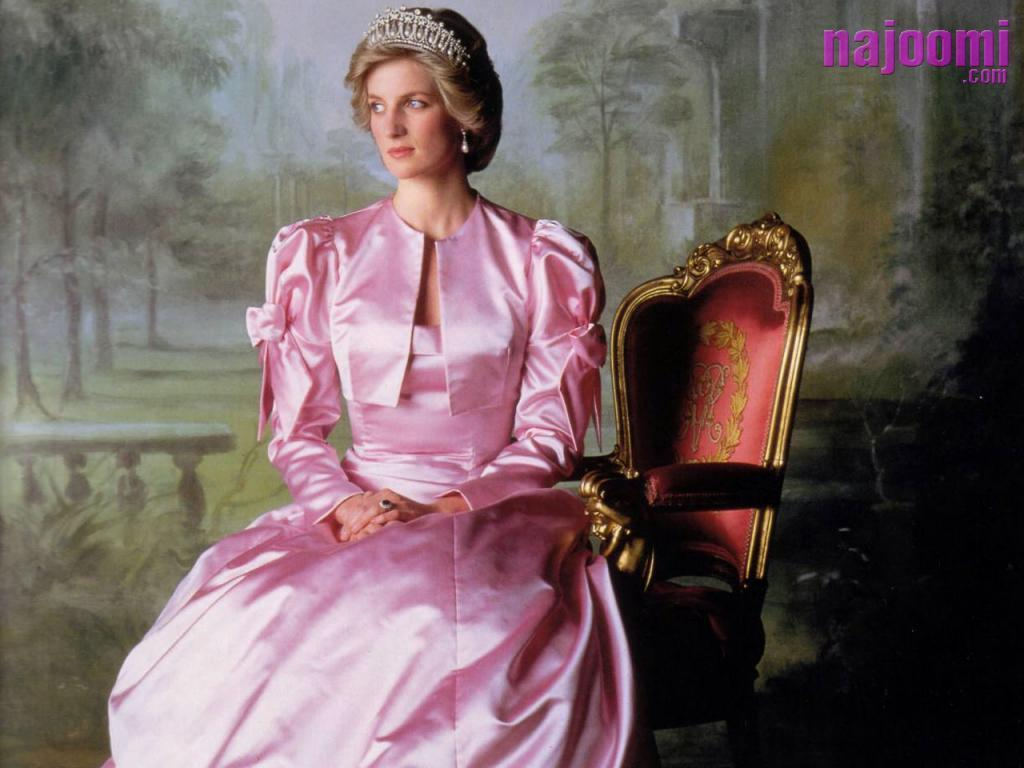 Kings and Queens Princess Diana Wallpaper