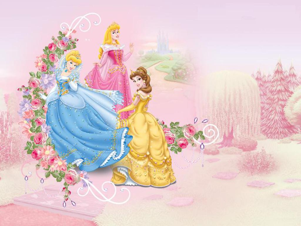 ... princess-wallpapers-background ...